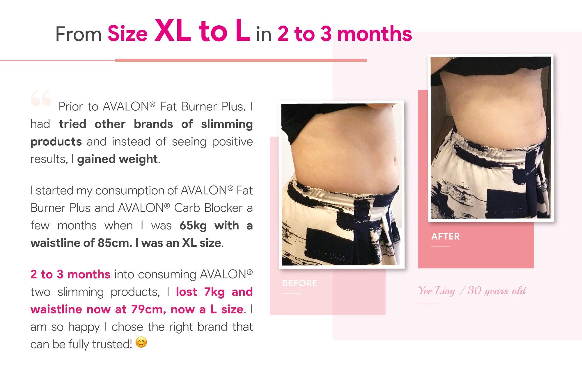 Luxe Fat Burner Plus ulevaade Kuidas poletada rasva korralikult