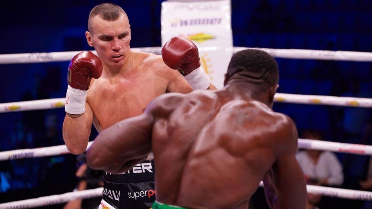 Kickboxing 3 korda nadalas kaalulangus Kaalulanguse kaed