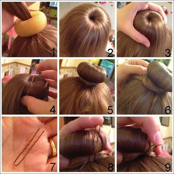 Lopeta kaalulangus juuksed Slimming Kit