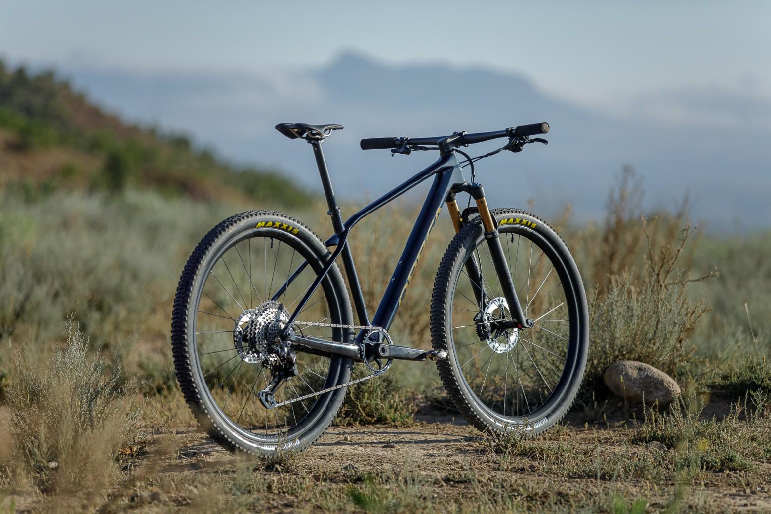 Mountain Bike koolitus kaalulangus