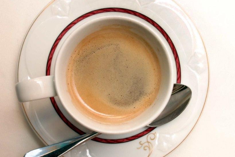 Ghee Voi kohvi kaalulangus