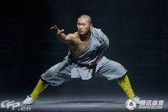 Shaolin Kung Fu kaalulangus Slim alla tana ohtul