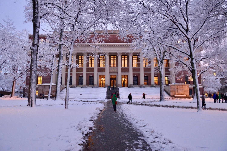 Ryan Andersoni kaalulangus Harvard Kuidas langeda kohu alla