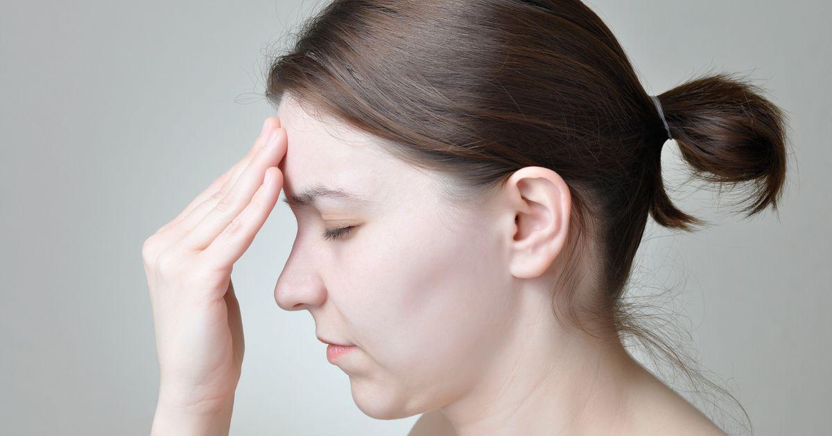 Vordne kaalulangus raputamine Kaalulangus parast munasarja tsustide eemaldamist