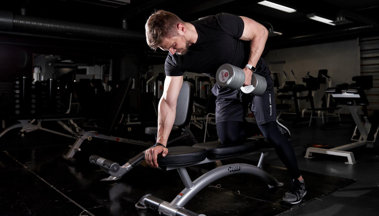 Kui palju rasva sa poletad Kui kaua tootada rasva poletamiseks mitte lihaste