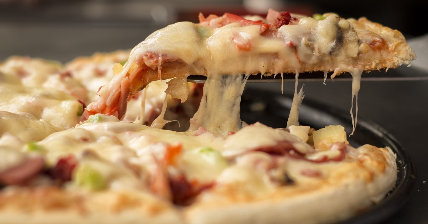 Kaalulangus ainult pizza soomine