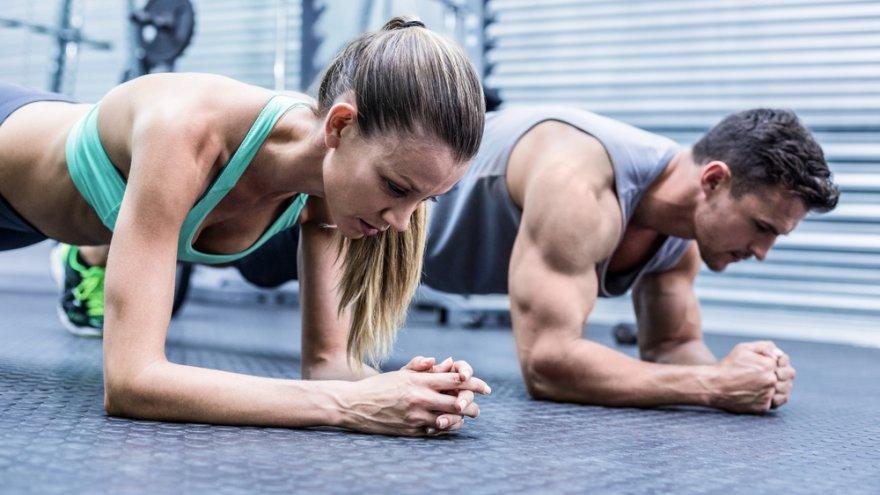 ehitada lihaseid kiiremini kui poletada rasva