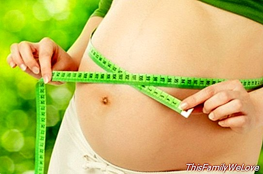 kaalulangus raseduse ajal esimese trimestri
