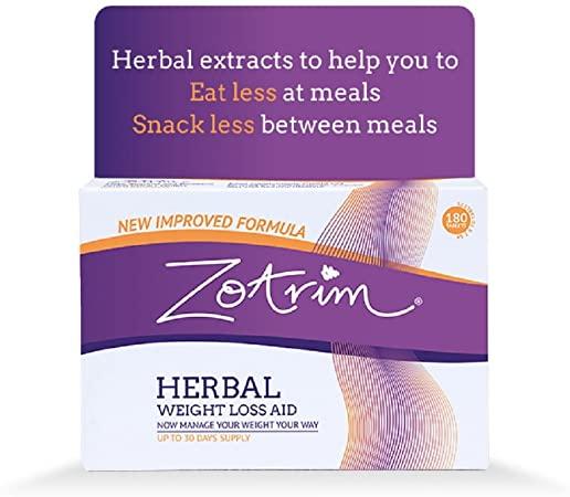 Zotrim Herbal kaalulangus kommentaare