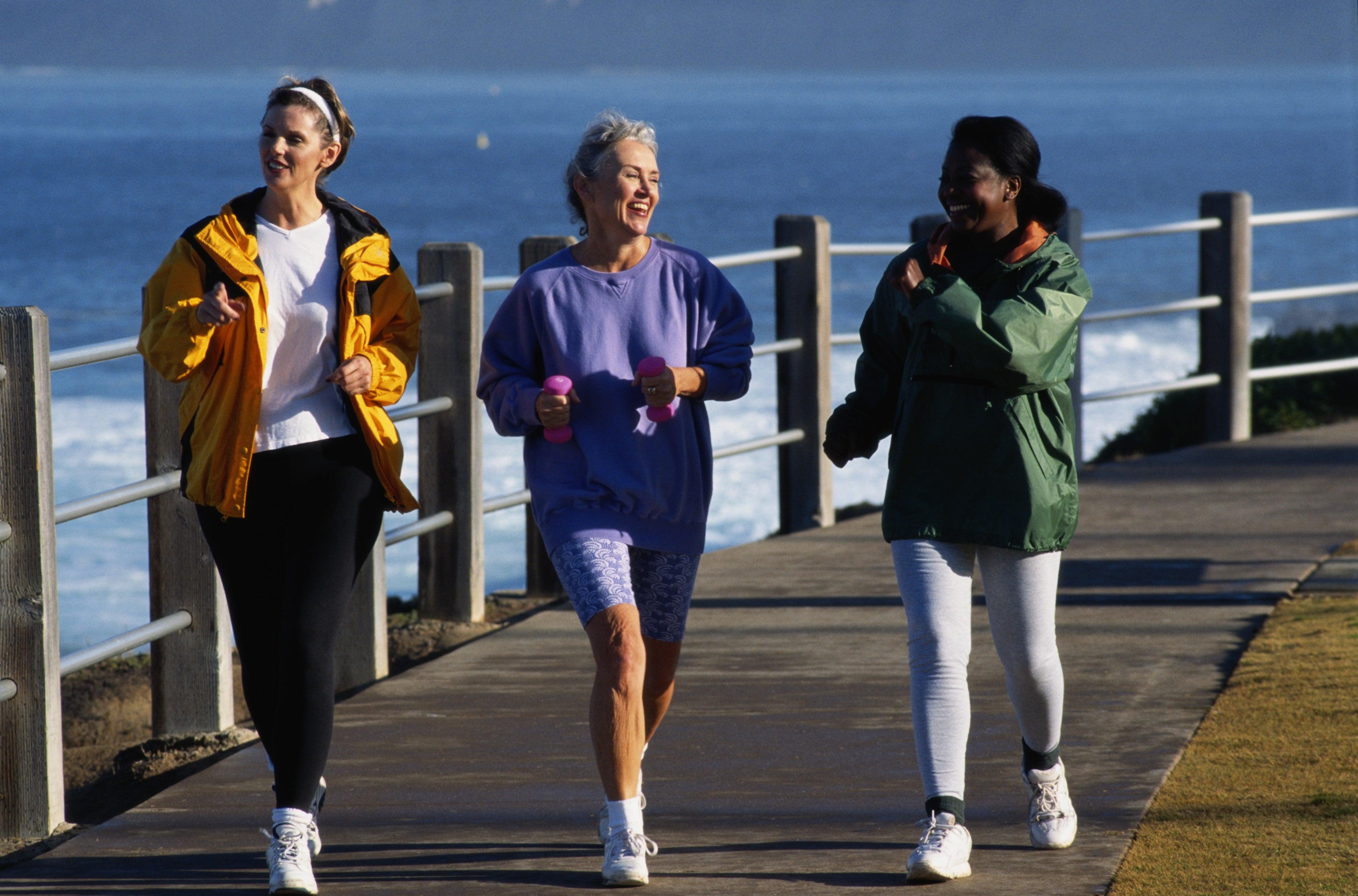 Power Walking Jooksurajal Kaalulangus Tosi toitumise rasvapoleti kommentaare