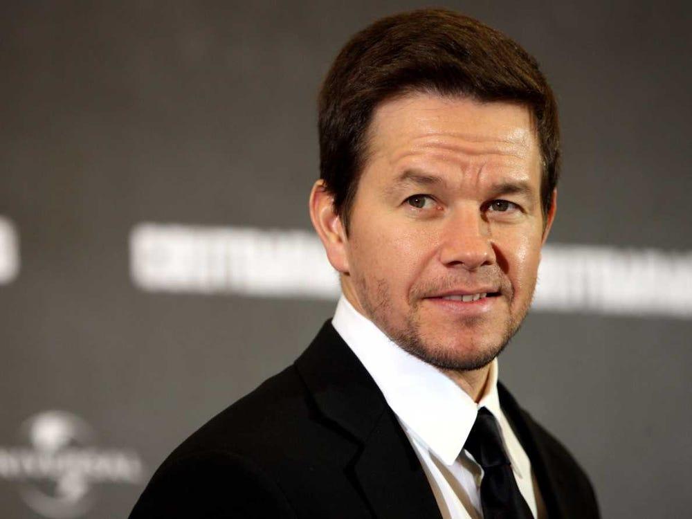 Mark Wahlbergi kaalulanguse koolitus Rasva ostmine