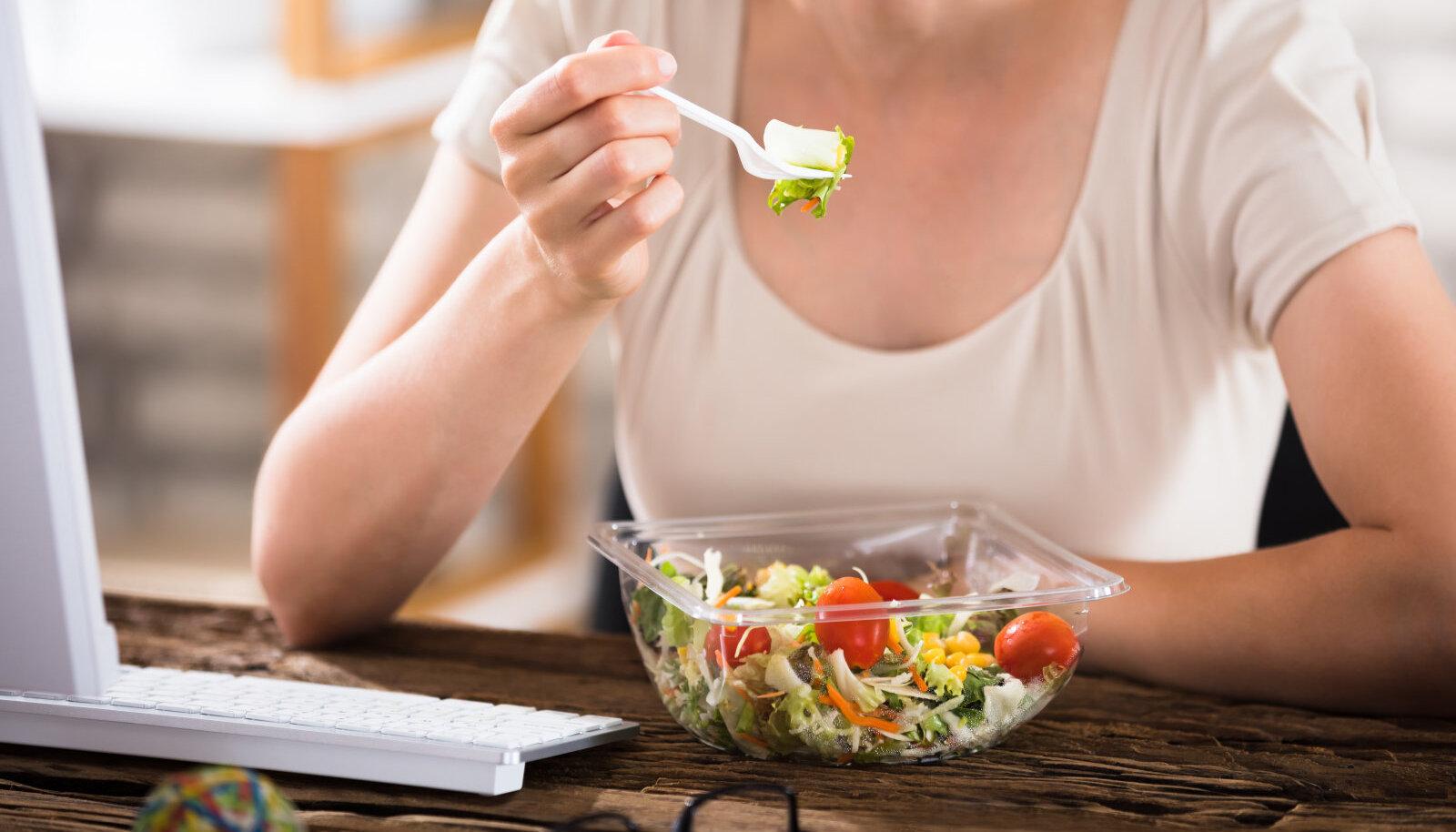 Kuidas suua toitu rasva poletamiseks
