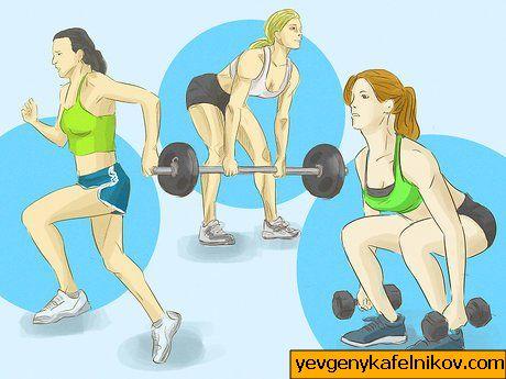 Parim viis rasva poletamiseks hoida lihaseid Kaalulangus ja neerukivid