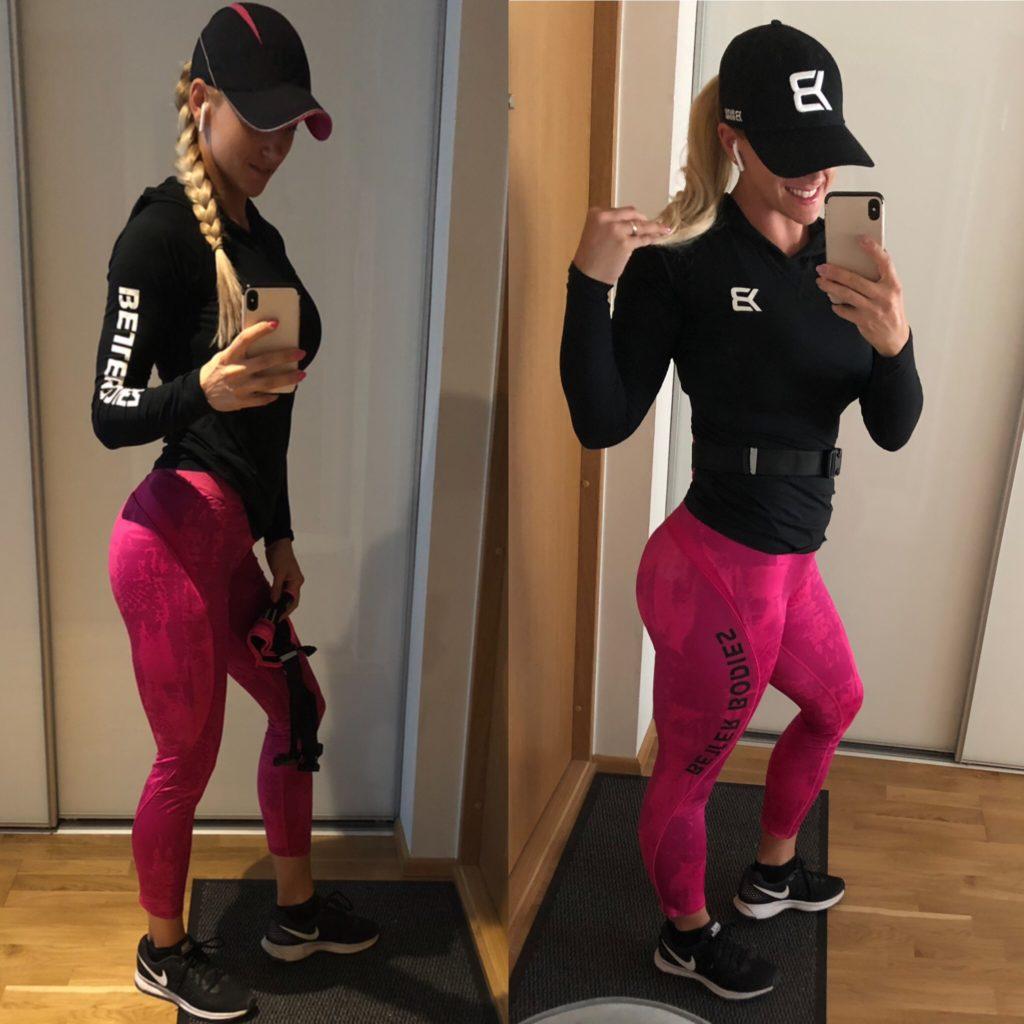 Fitnessblender poletada rasva ja ehitada lahja lihaste