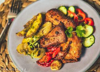 kana retseptid rasva poletamiseks Mutrite kaalulanguse soomise eelised