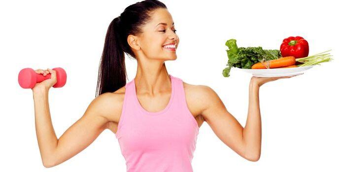 Tervislik kaalulangus iga kuu Slimming Marie