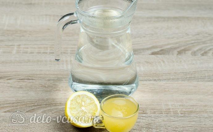 rasva poletamine sidruni vee retsept
