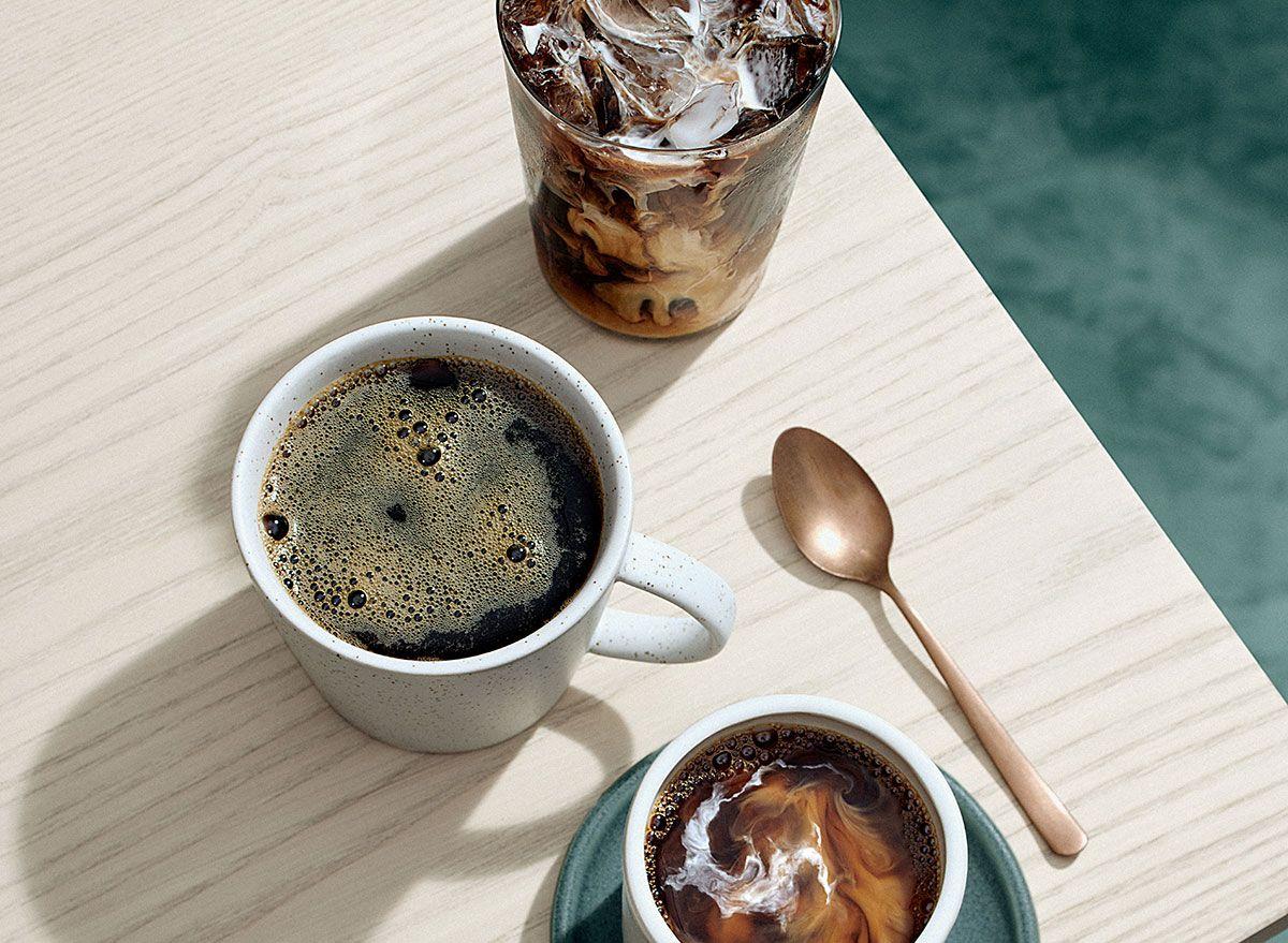 Starbucks kaalulangus kohv Zone de rasva poletamine