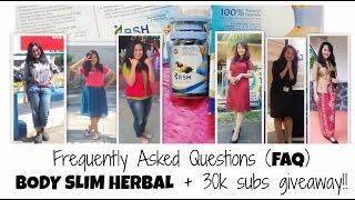 Aturan Minum Obat Body Slim Herbal