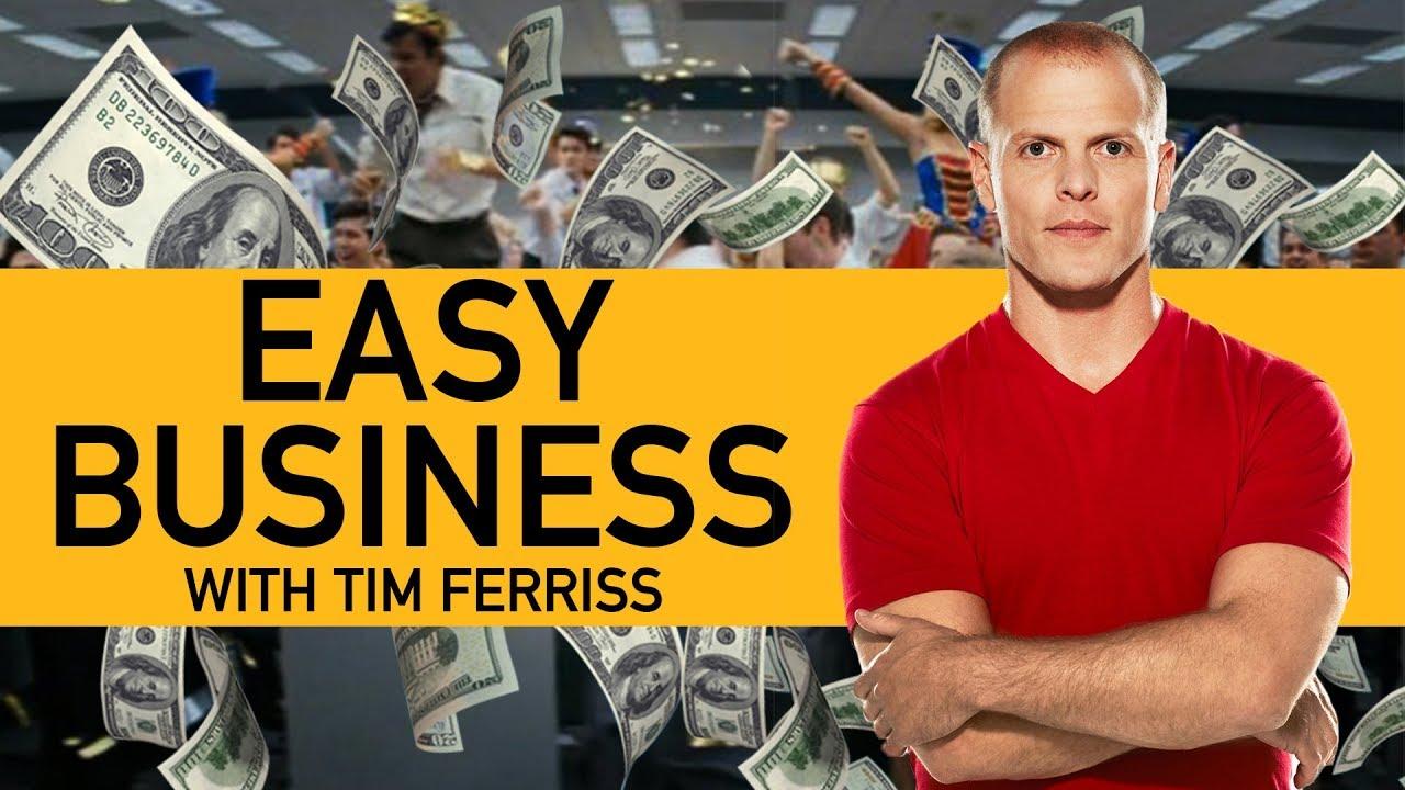 Tim Ferrise kaalulangus 24 tundi