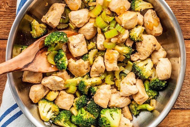 Tervislik kana retsept kaalulangus Kiire viiside poletamiseks