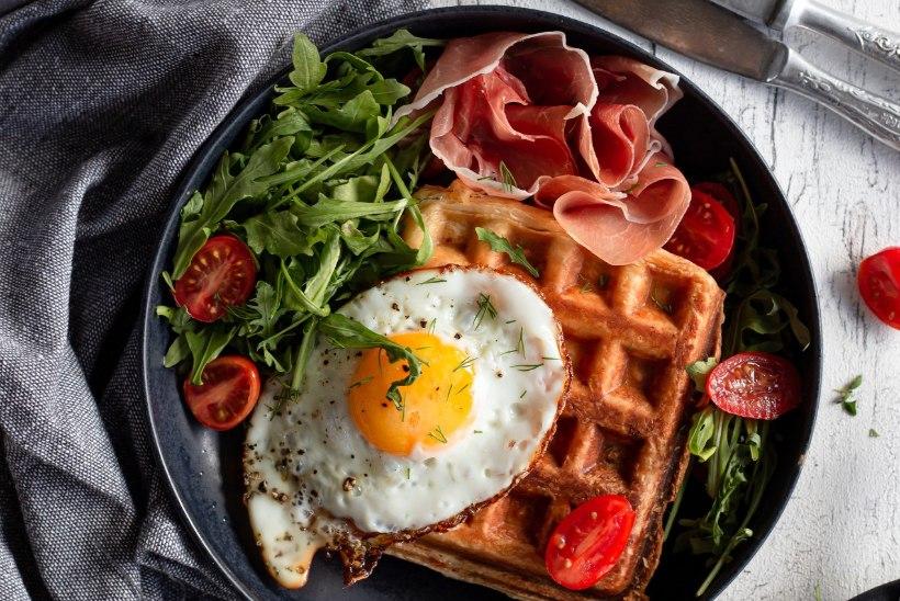 Kaalulanguse muna hommikusoogi ideed