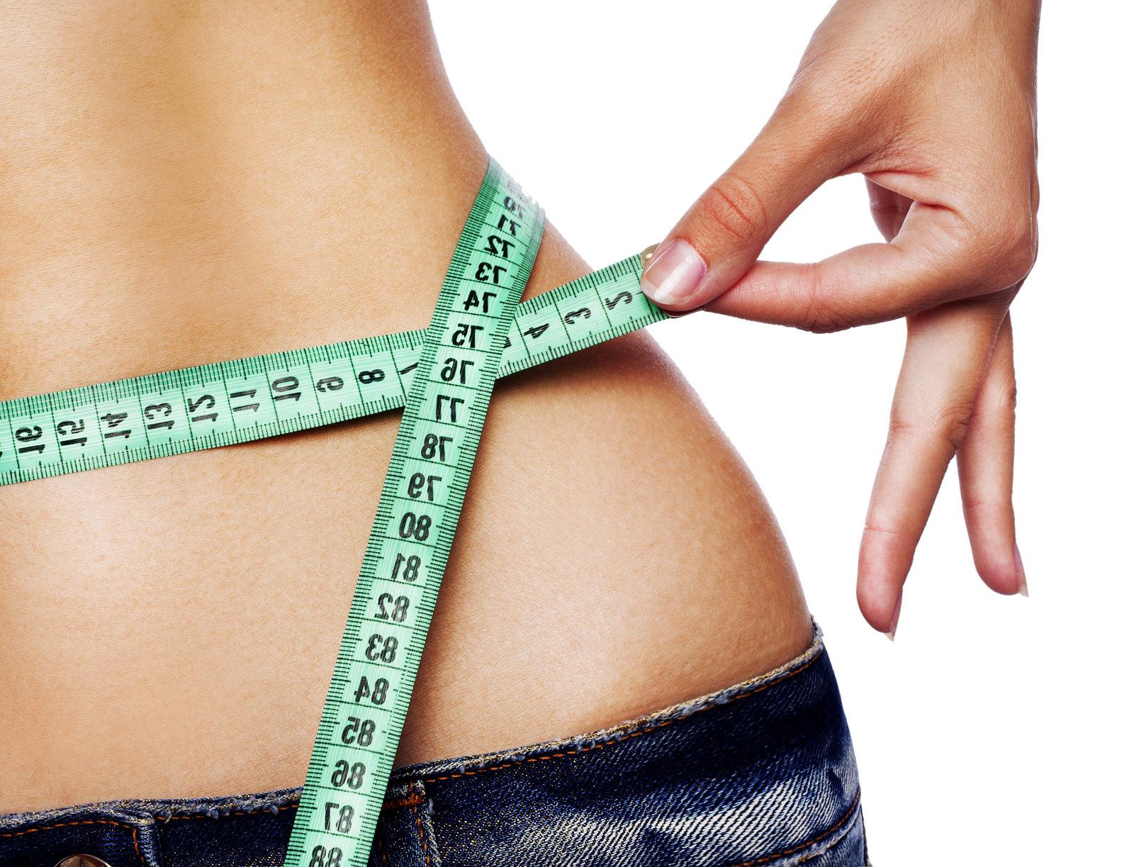 Rasva kadumise ja lihaste kaotus