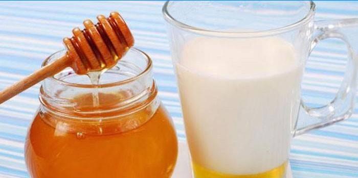 Kaalulangus mesi ja piim