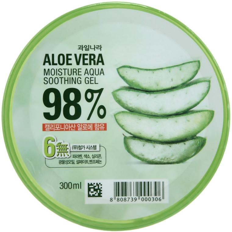 Kiire kaalulangus Aloe Vera