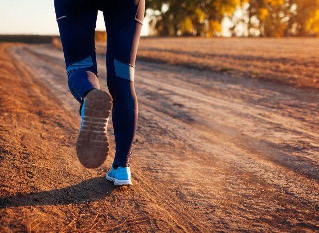 Kiire Walk kaalulanguse uuring Kas sa poletad rasva, kui teil on nalga valu