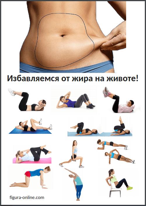 Kui kaua tootada rasva poletamiseks mitte lihaste