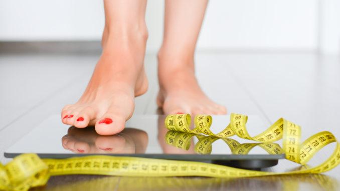lihasmassi ja kaalulangus Kaalulangus SSRI-st
