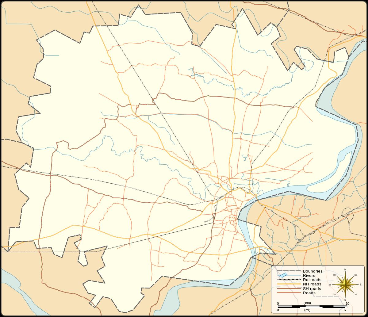 Mao piirkonna kaalukaotus