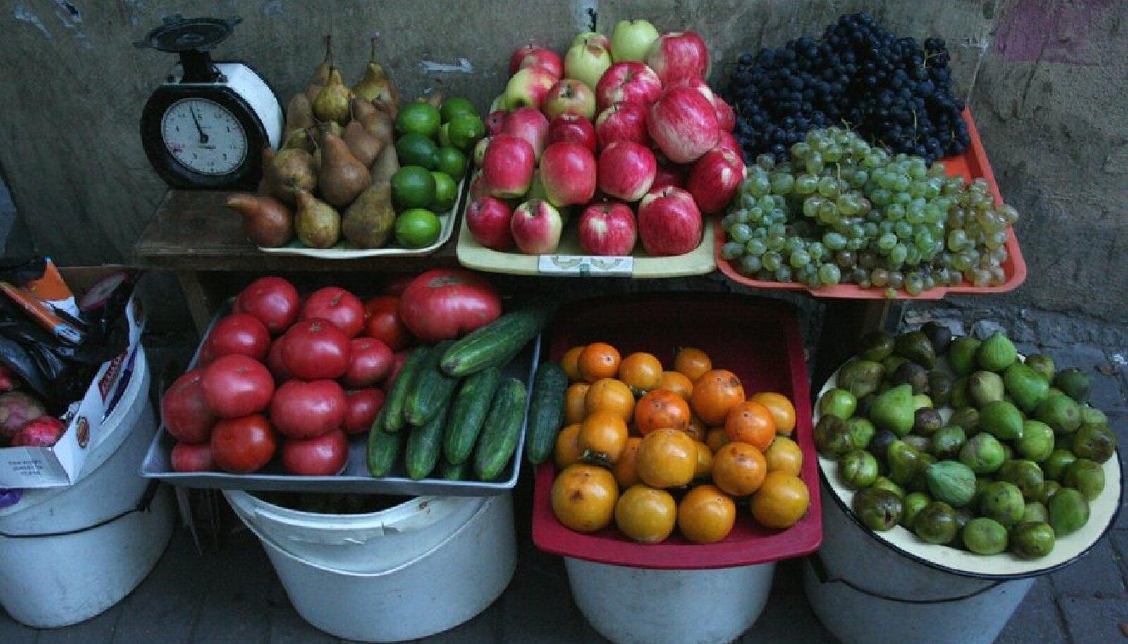 Millised on parimad toiduainete kaalulanguse Rasvapoleti krahhi