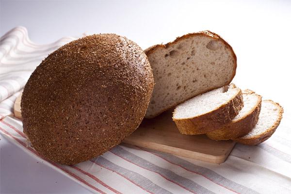 Nisu leib rasva kaotus