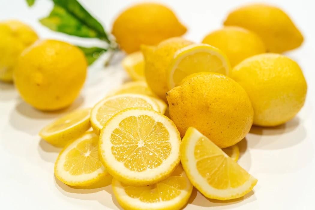 on sidruni looduslik rasvapoletaja