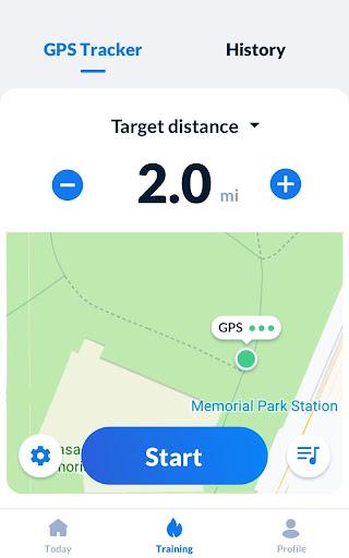 Parim kaalulangus Track app 21 Kaalulangus kickstart