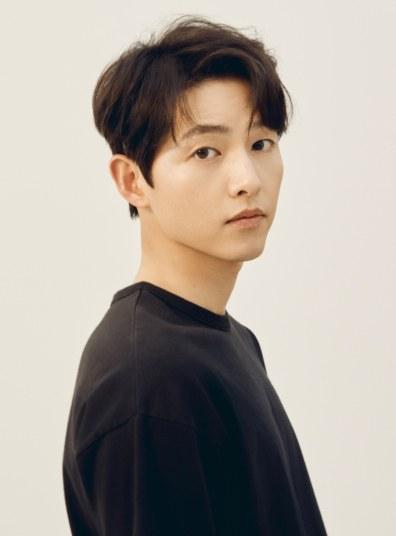 Song Joong Ki Kaalulangus Circuit koolitus kaalulangus rutiin