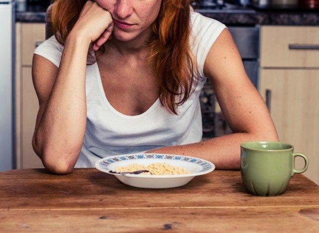 Soomine raske hommikusoogi kaalulangus