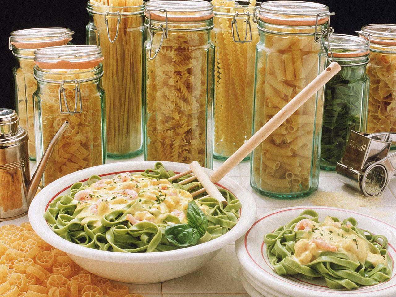 Spagettide kaalulangus