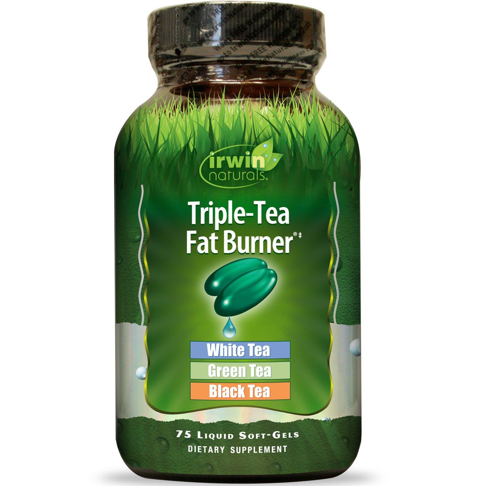Irwin Naturals Triple Fat Burner Kas kulla standardvada poleb rasva