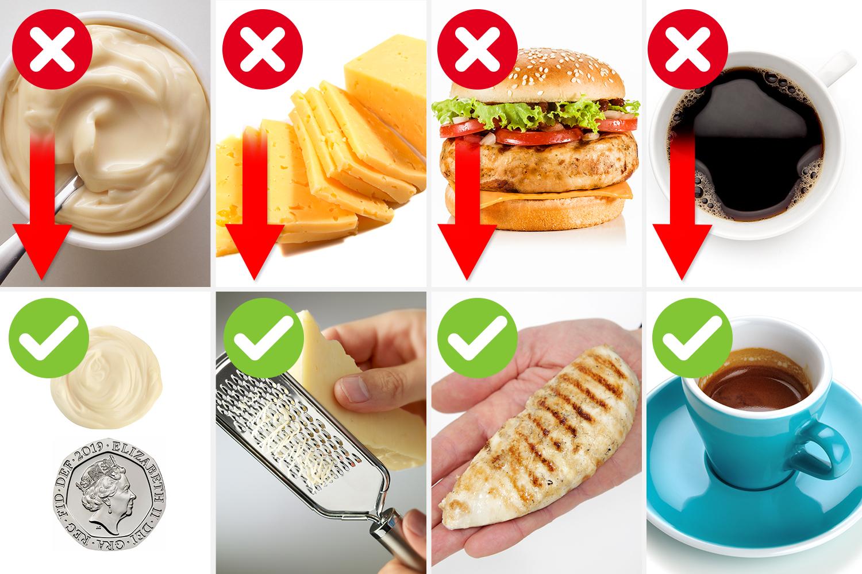 Slimming Foods AOD rasva kadu
