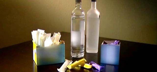 Sleimming Vodka Tampon