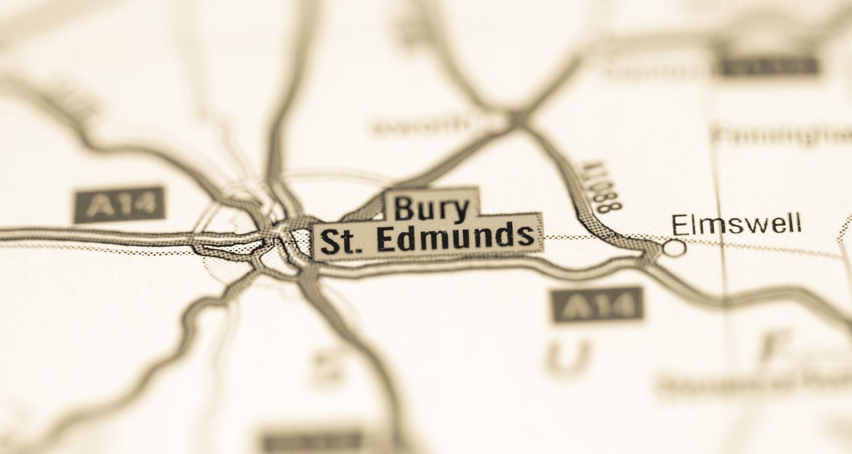 Kaalulangus Bury St Edmunds