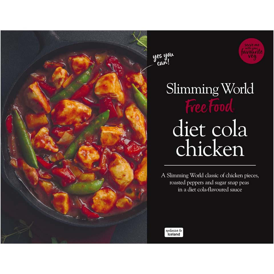 Slimming Coke Chicken Patricia Wroni kaalulangus