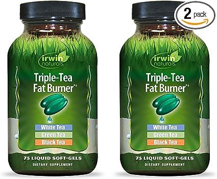 Irwin Naturals Triple Fat Burner Sliming metabolism