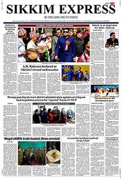 Kaalulangus Daily Express