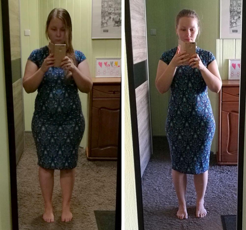 Kaalulangus valjakutse paaride vahel FBN rasvapoletaja
