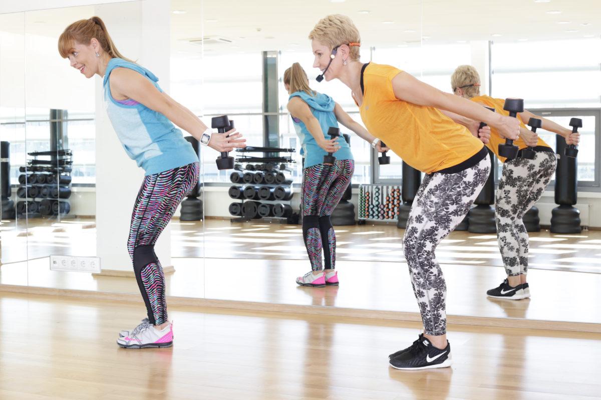 Kaalulangus Zumba Fitness