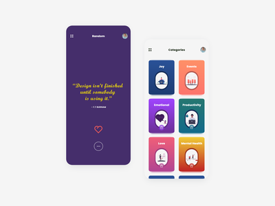 Motiveeriva kaalulangus Quotes app